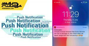 Fungsi Baru Mobile App Compro - PROMO CODE 4