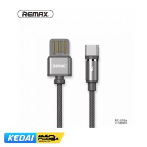 [ORI] Remax Gravity Magnetic Magnet Cable (Micro/Lightning/Type C) USB LED Light