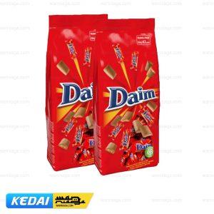 Coklat Daim Travel Pack 42 Minis 280g (2 Packs)