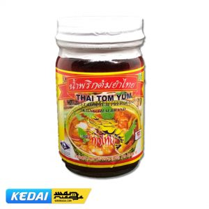 Thai Tom Yum Kung Thai Brand 4oz