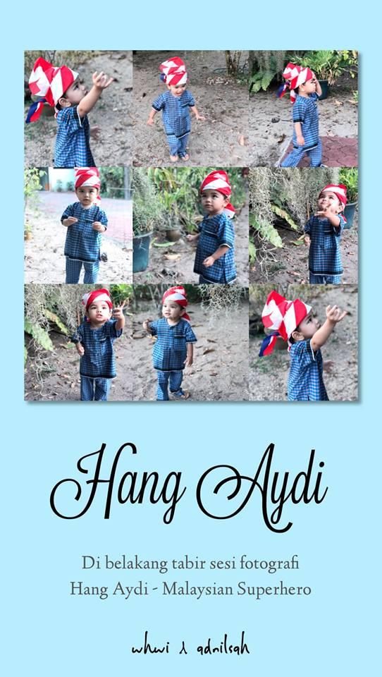 Hang Aydi - Malaysian Superhero 1