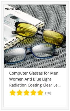 Computer Glasses - Mungkin Penyelamat Mata Anda 4