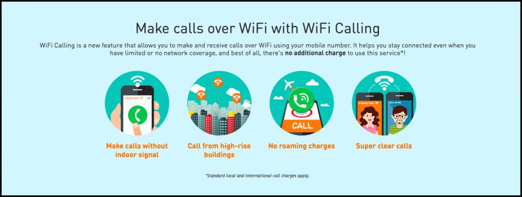 Wifi Calling - U Mobile 2